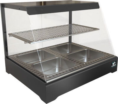 Тепловая витрина Кобор СR1-80H Black