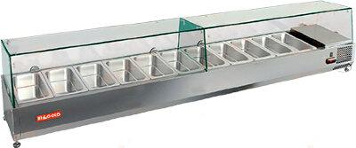 Холодильная витрина для ингредиентов Hicold VRTG 2360 к PZ4