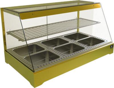 Тепловая витрина Кобор СR1-117H Yellow