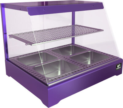 Тепловая витрина Кобор СR1-80H Purple