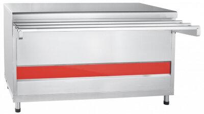 Прилавок тепловой Abat Аста ПВТ-70КМ-02