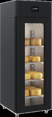 Шкаф для вызревания сыра Polair CS107 Cheese black