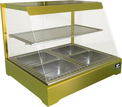Тепловая витрина Кобор СR1-80H Yellow