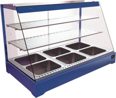 Тепловая витрина Кобор СR2-117H Blue