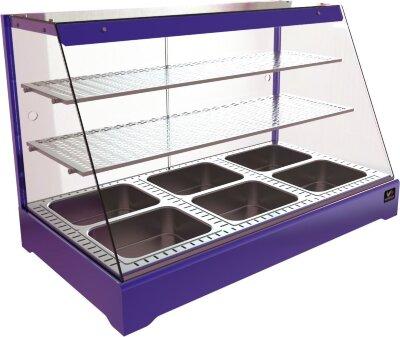 Тепловая витрина Кобор СR2-117H Purple