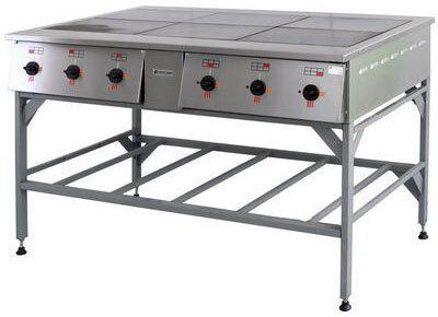 Плита электрическая Тулаторгтехника ПЭ-0,72Н (подставка)