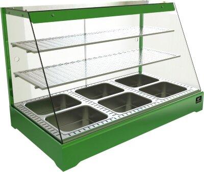 Тепловая витрина Кобор СR2-117H Green
