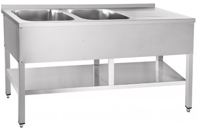 Стол для мойки овощей Abat СМО-7-7 РН
