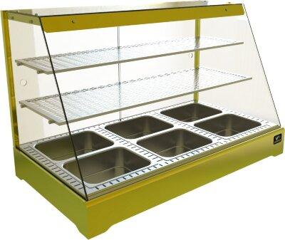 Тепловая витрина Кобор СR2-117H Yellow