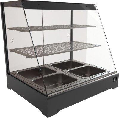 Тепловая витрина Кобор СR2-80H Black