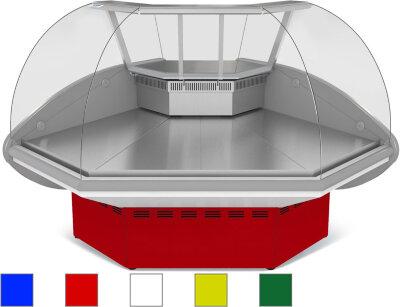 Холодильная витрина Марихолодмаш Илеть ВХС-УН (угол наружный)