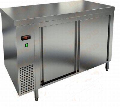 Тепловой стол Hicold TS 12 GN O