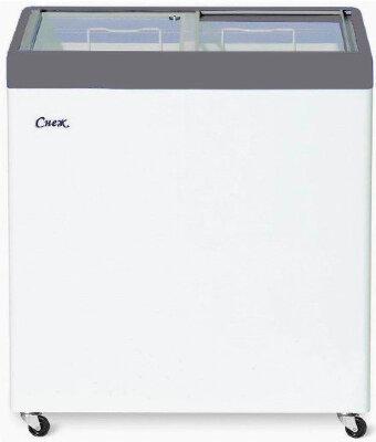 Морозильный ларь Снеж МЛП-250 (серый)