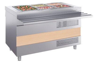 Охлаждаемый стол Atesy Ривьера ОС-1200-02