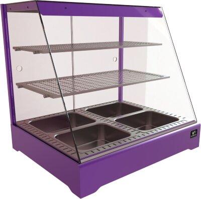 Тепловая витрина Кобор СR2-80H Purple