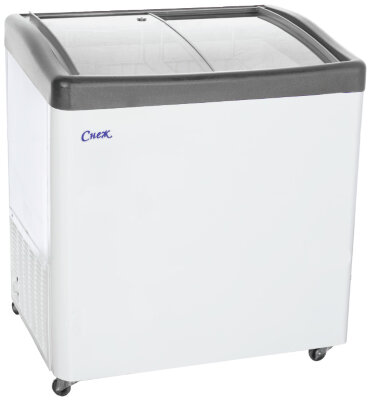 Морозильный ларь Снеж МЛГ-250 (серый)