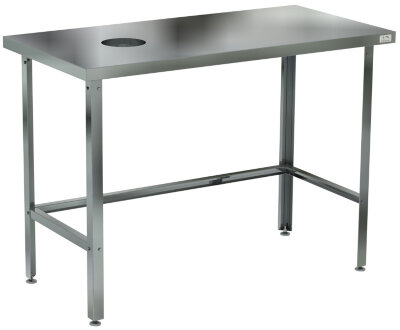 Стол для сбора отходов Кобор СПО-100/60 Л/П