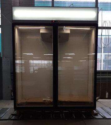 Холодильный шкаф Ариада Aria A700МS с лайтбоксом