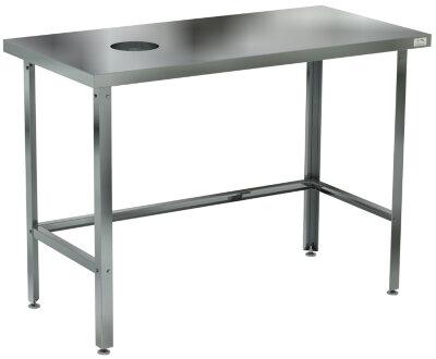 Стол для сбора отходов Кобор СПО-120/60 Л/П