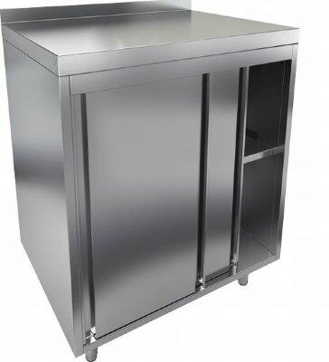 Стол закрытый купе (высокий) Hicold НБМСЗКВ-12/6Б