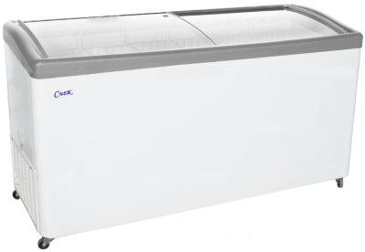 Морозильный ларь Снеж МЛГ-600 (серый)