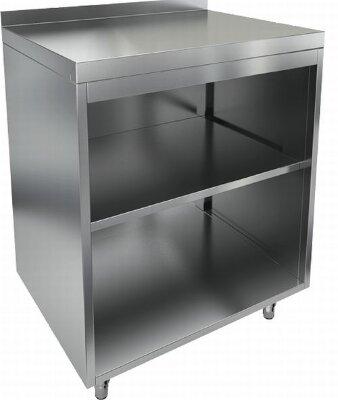 Барный модуль - стол открытый высокий Hicold НБМСОВ-4/6БП