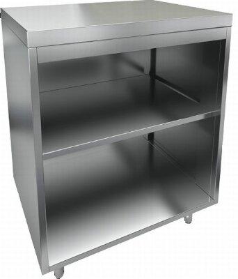Барный модуль - стол открытый высокий Hicold НБМСОВ-4/6П
