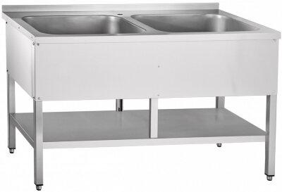 Ванна моечная Abat ВМП-6-2-5 РН