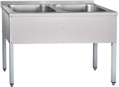 Ванна моечная Abat ВМП-6-2-5 РЧ