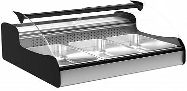Тепловая витрина Полюс А89 SH 1,0-1 (ВТ-1,0 Арго XL ТЕХНО)