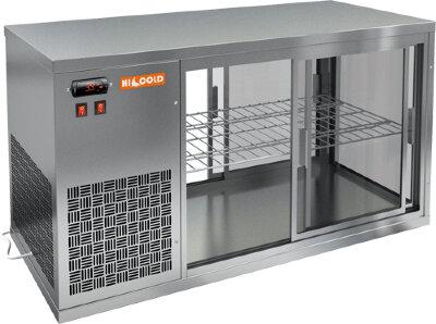 Витрина холодильная настольная Hicold VRL T 1300 L