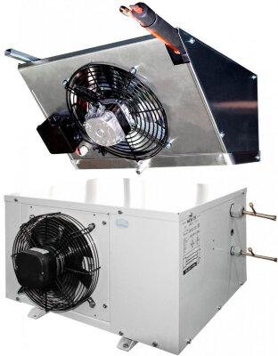 Сплит-система среднетемпературная Intercold MCM 110 Evolution
