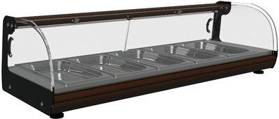 Тепловая витрина Полюс A37 SH 1,5-1 (ВТ-1,5 Сarboma)