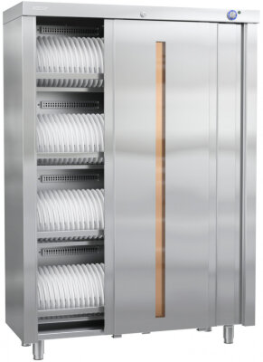 Шкаф для стерилизации посуды Atesy ШЗДП-4-1200-02