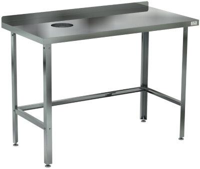Стол для сбора отходов Кобор СПОБ-100/60 Л/П