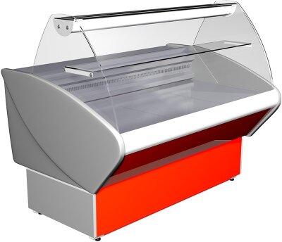 Холодильная витрина Полюс G95 SM 1,2-1 (ВХС-1,2 Полюс)