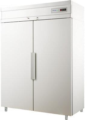 Фармацевтический холодильник Polair ШХКФ-1,4 (0,7-0,7) R404A, R134a с опциями