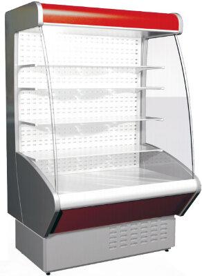 Холодильная горка Полюс Carboma ВХСп-1,9