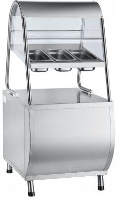 Прилавок для столовых приборов Abat Патша ПСПХ-70М