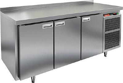 Холодильно-морозильный стол Hicold SN 1/TN-11/BT