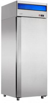 Холодильный шкаф Abat ШХс-0,5-01 (нерж)