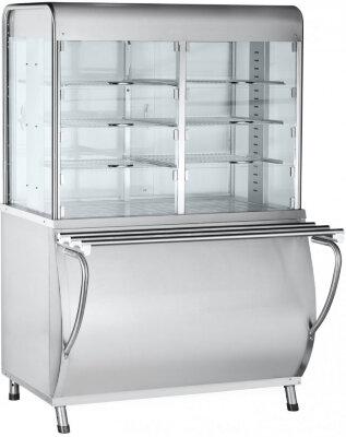 Прилавок-витрина тепловой Abat Патша ПВТ-70М