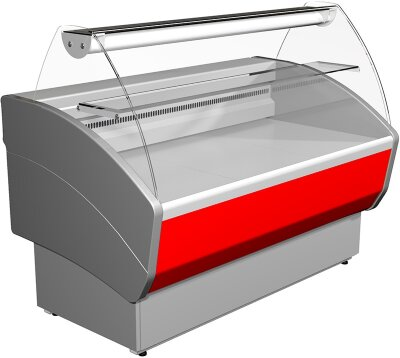 Холодильная витрина Полюс G85 SM 1,8-1 (ВХС-1,8 Полюс ЭКО)