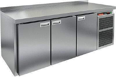 Холодильно-морозильный стол Hicold SN 1/TN-11/BT BR2