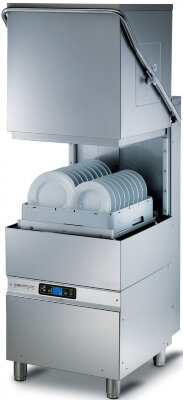 Купольная посудомоечная машина Compack X110E + DP53