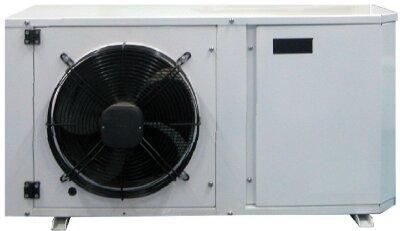 Компрессорно-конденсаторный агрегат Intercold ККБМО-ZB21