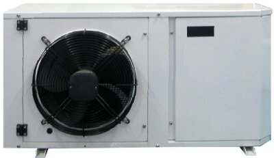 Компрессорно-конденсаторный агрегат Intercold ККБМ1-ZB15