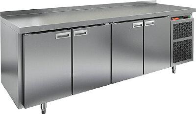 Холодильно-морозильный стол Hicold GN 11/TN-11/BT