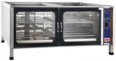 Расстоечный шкаф Abat ШРТ-4ЭШ (на подставке без крышки)