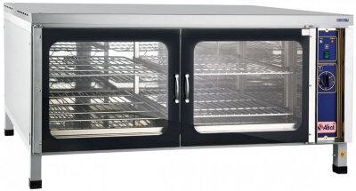 Расстоечный шкаф Abat ШРТ-4ЭШ-01 (на подставке с крышкой)